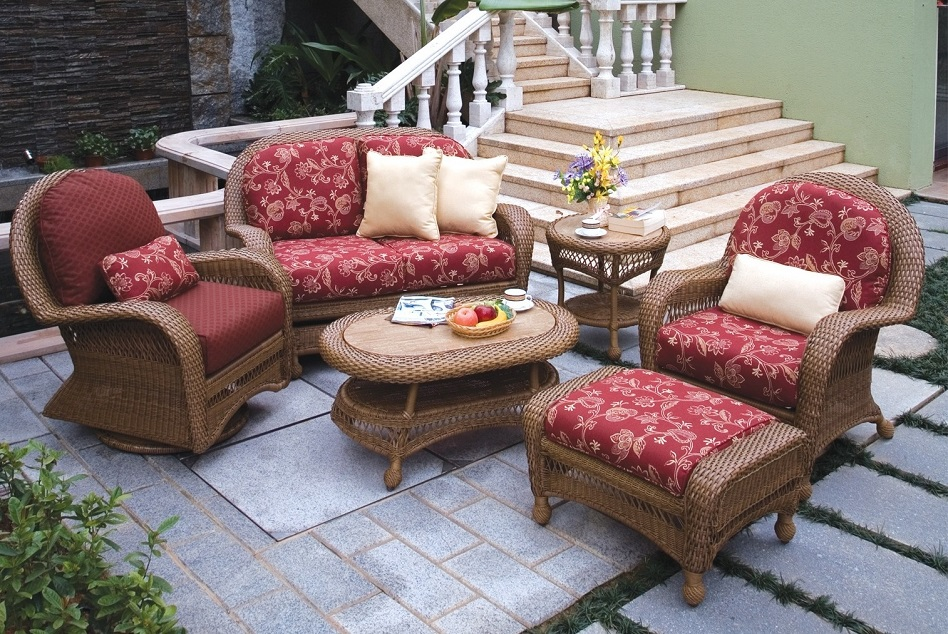 Island Outdoor Wicker Furniture