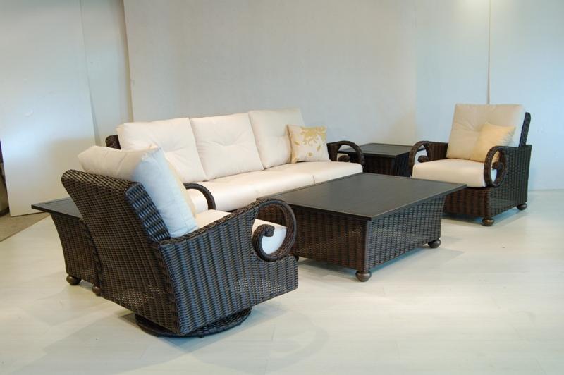 Kiawah Outdoor Wicker Furniture