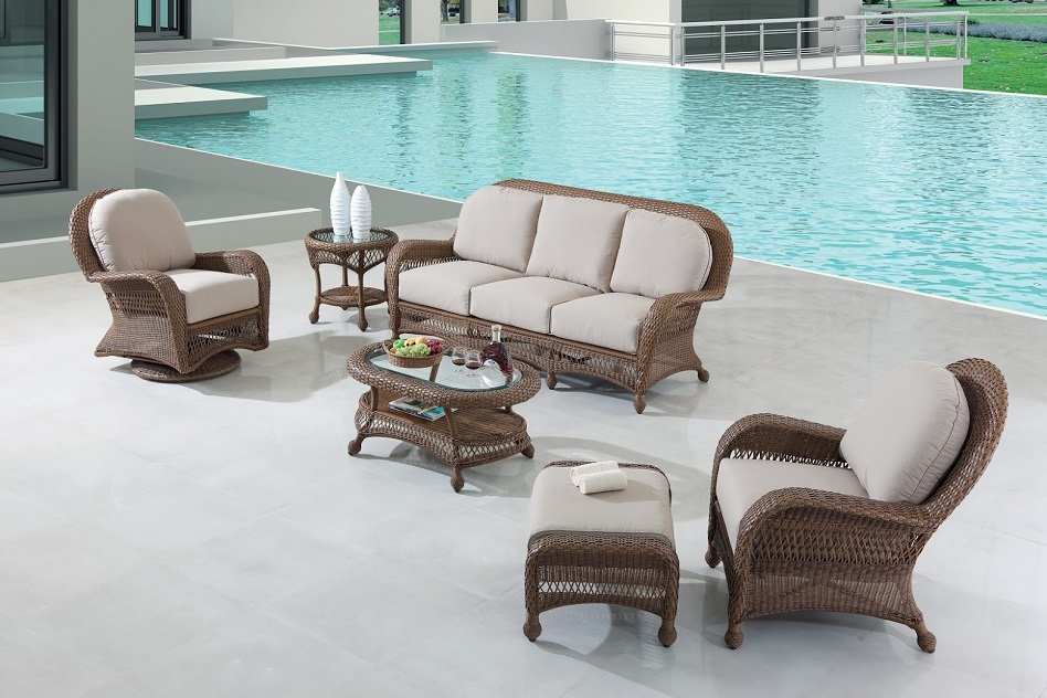Nona Outdoor Wicker Furniture