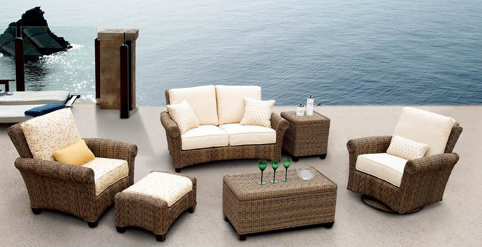 Relax Outdoor Wicker Furniture