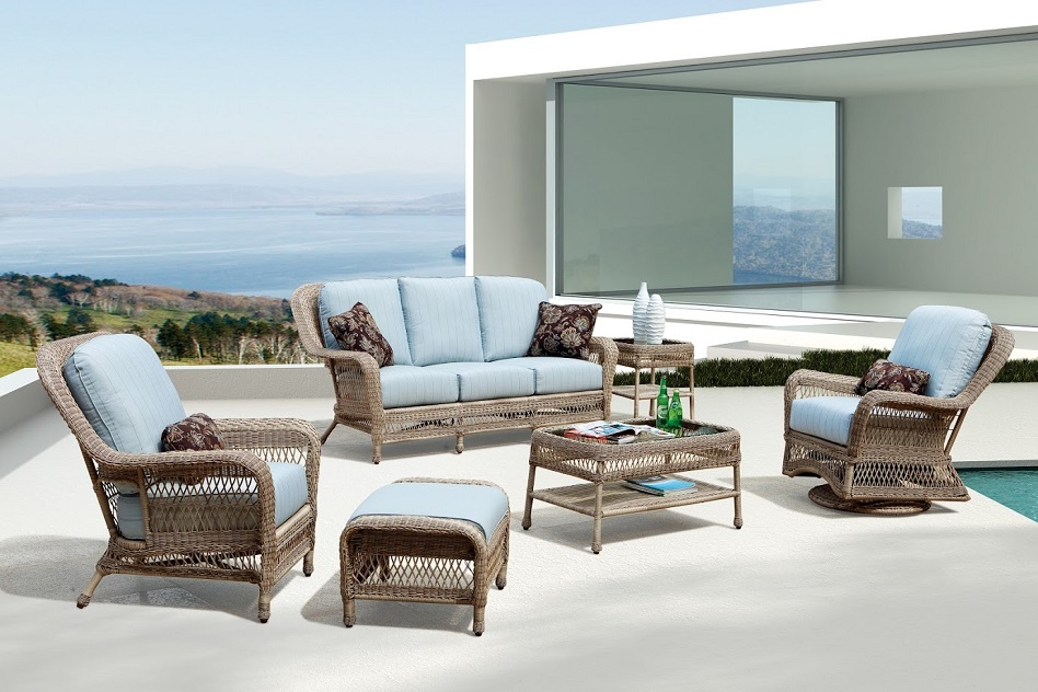 Captiva Outdoor Wicker Furniture