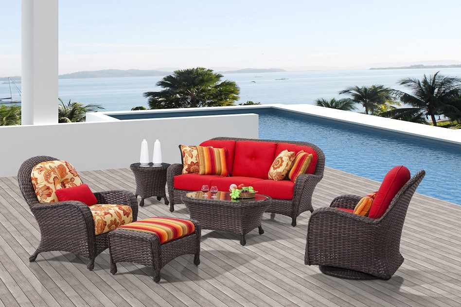 Catalina Outdoor Wicker Furniture