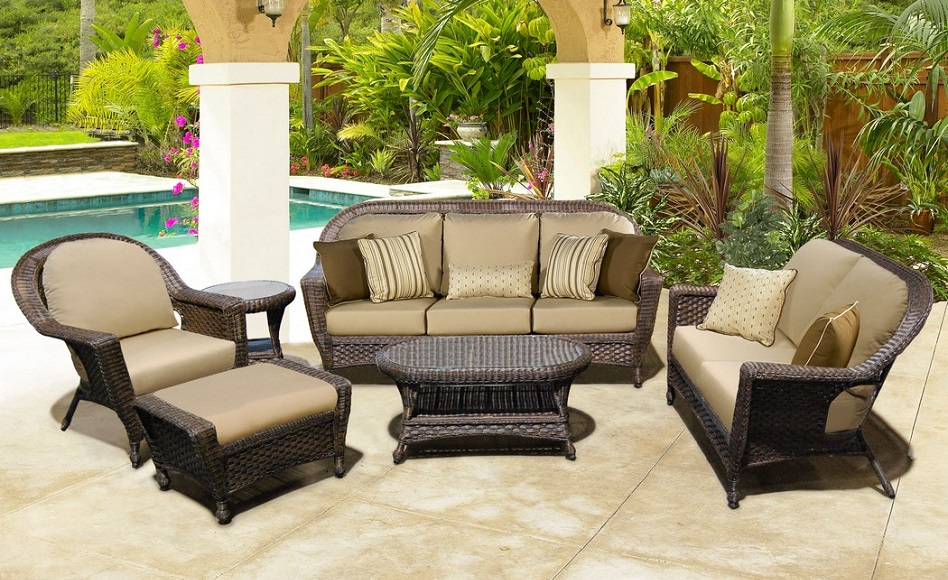 Georgetown Outdoor Wicker Furniture