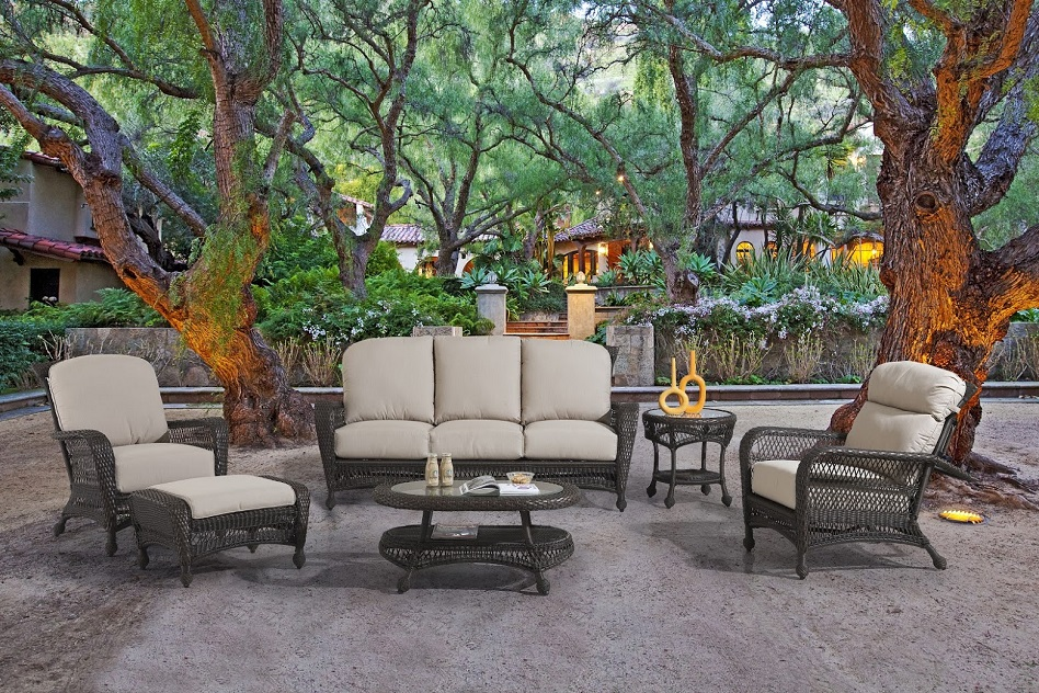 Grand Cypress Outdoor Wicker Furniture