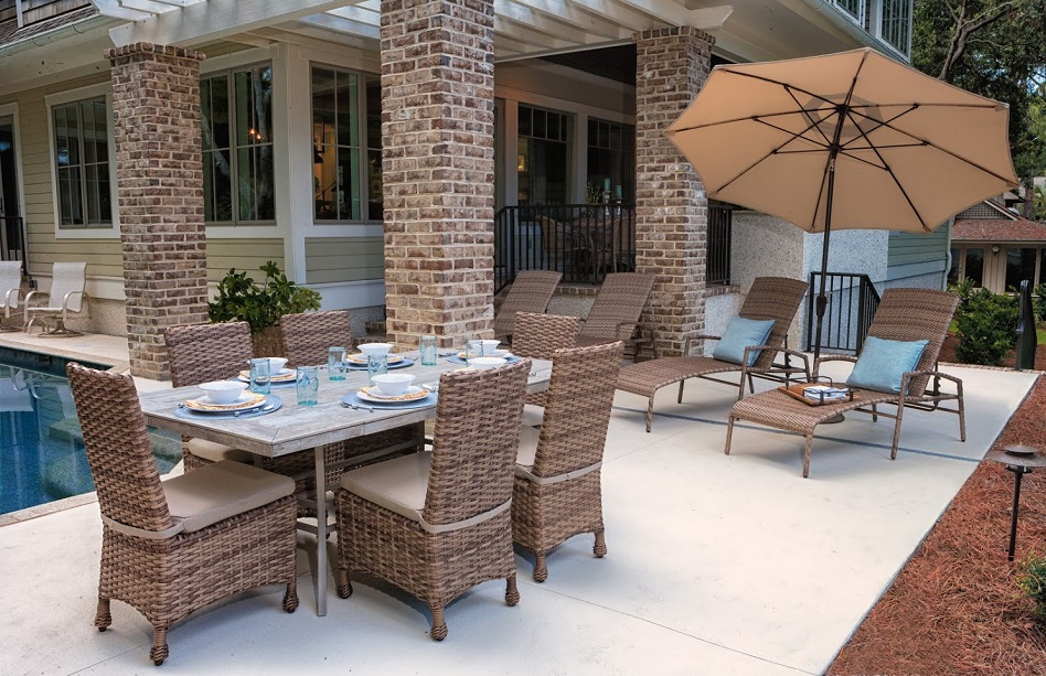 Hampton Outdoor Wicker Furniture