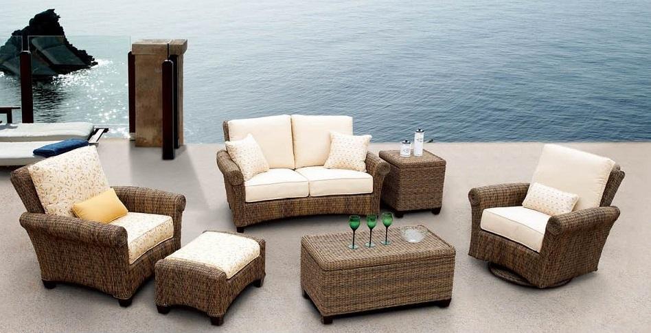Relax Outdoor Wicker Furniture