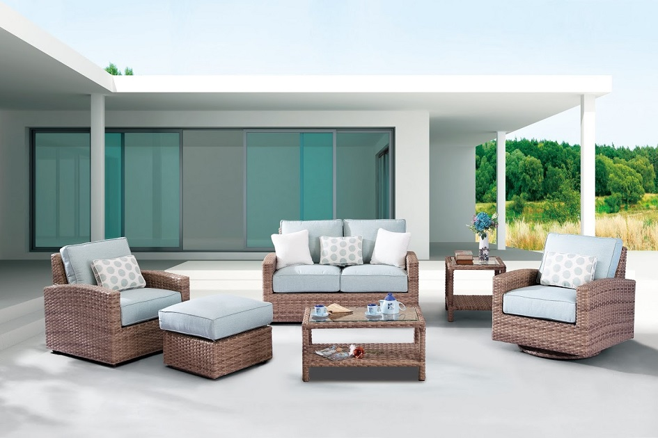 Biscayne Outdoor Wicker Furniture